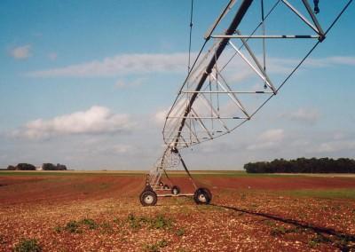 Acquafert Agri progetti campate pivot o rager