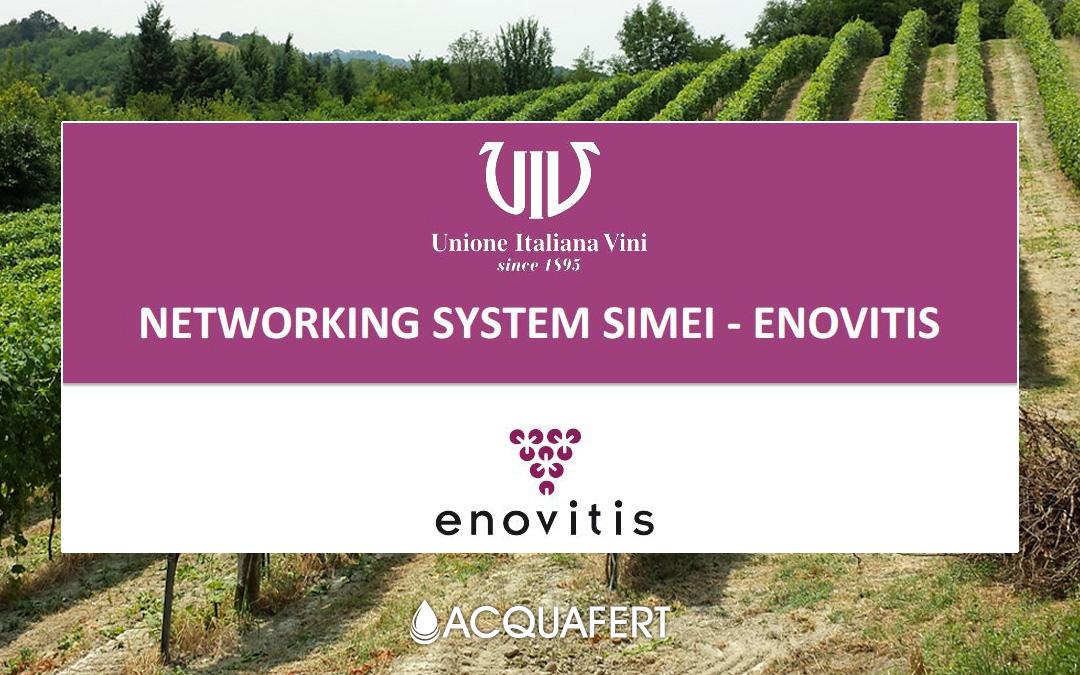 Nuove tecnologie per l'irrigazione del vigneto a Enovitis 2015