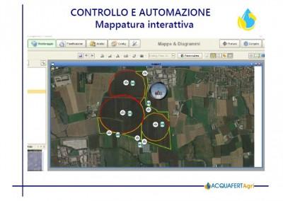 Automazione ACQUAFERT Agri