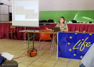 Giornata di presentazione del progetto LIFE ARIMEDA
