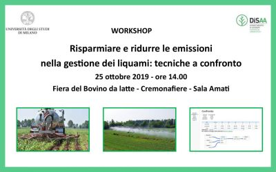 ACQUAFERT Agri alle Fiere Zootecniche 2019 di Cremona
