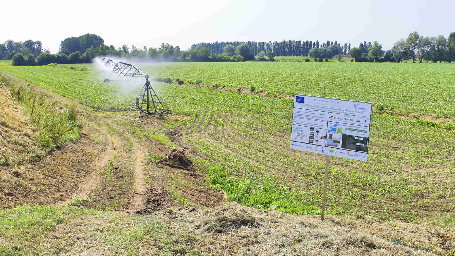 Acquafert partner progetto europeo LIFE ARIMEDA