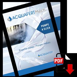 Brochure POMPE A ELICA Tipo PVE (PDF)