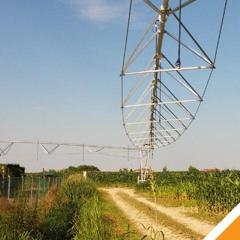 Acquafert Agri URAPIVOT - Pivot Sistema Centrale