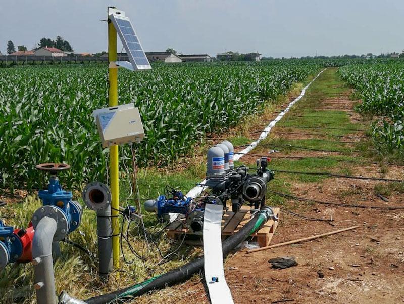 Irrigazione di precisione