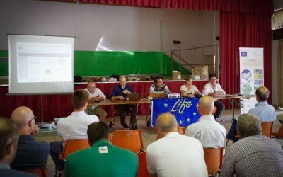 Conferenza conclusiva del progetto LIFE ARIMEDA