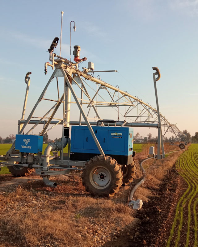 Pivot agricoltura 4.0