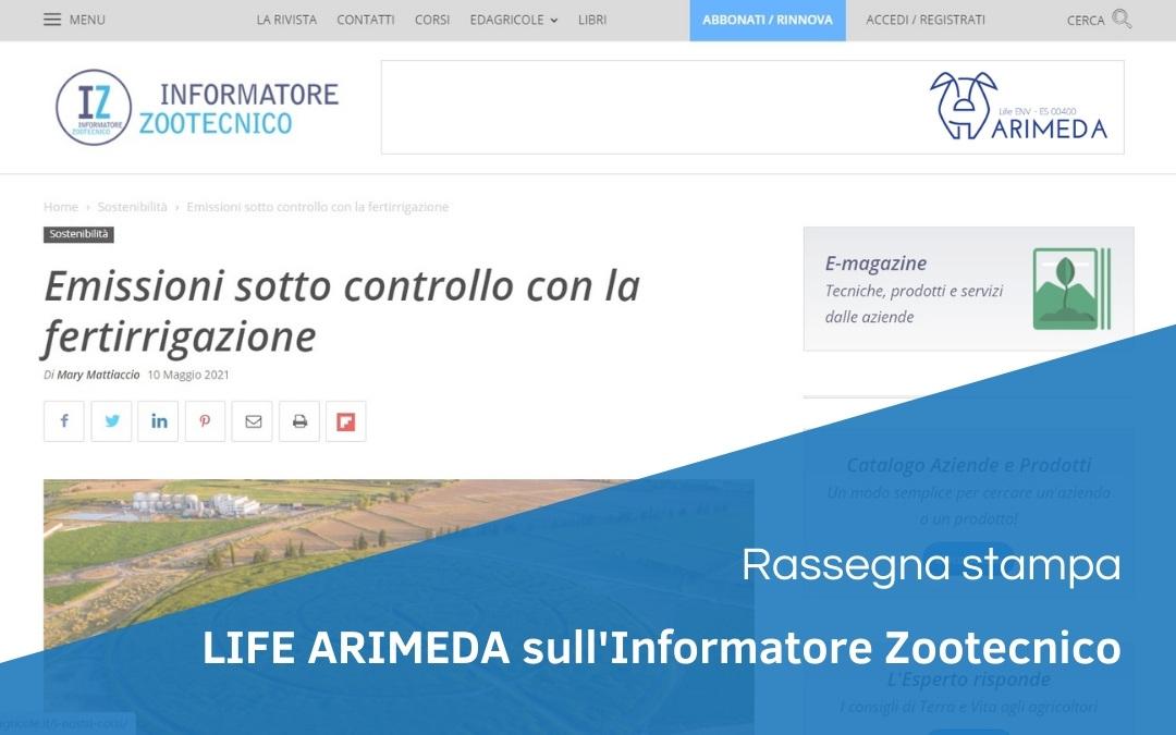 Rassegna stampa Informatore Zootecnico